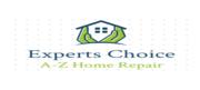 Experts Choice A-Z Home Repairs Logo